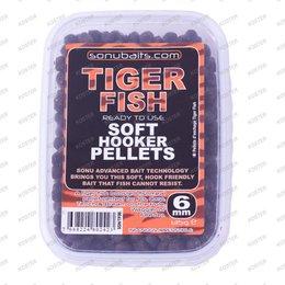 Sonubaits Soft Hooker Pellets Tiger Fish 6 mm