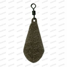 Korda Textured Distance Casting Swivel Lead