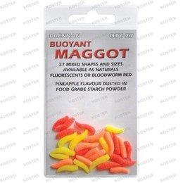 Drennan Buoyant Maggot Fluorescent