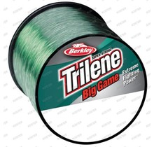 Trilene Big Game Green & Brown