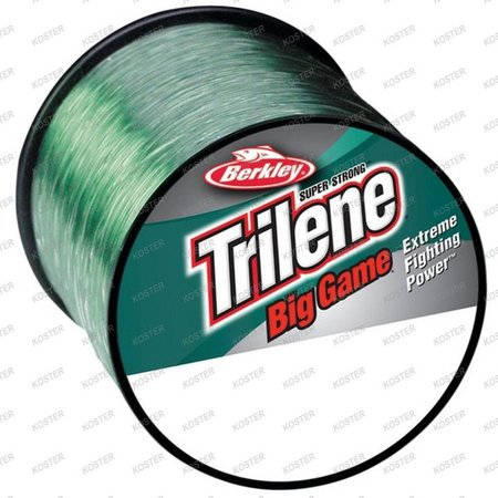Berkley Trilene Big Game Green & Brown