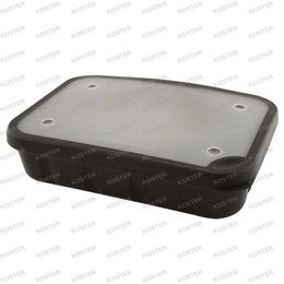 FOX Large Bait Box Solid Lid