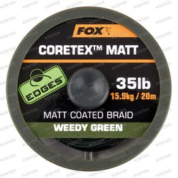 FOX EDGES Coretex Matt Weedy Green