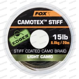 FOX EDGES Camotex Stiff Light Camo