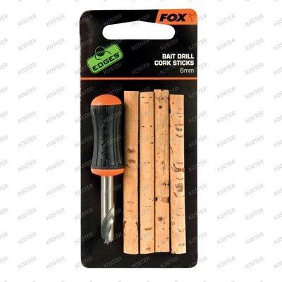 FOX Bait Drill & Cork Sticks