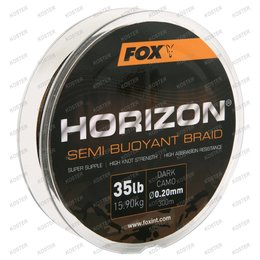 FOX Horizon Semi Bouyant Braid
