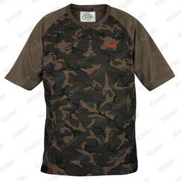 FOX CHUNK T Shirt Camo Khaki