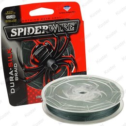 Spiderwire Dura Silk Green 137 Meter