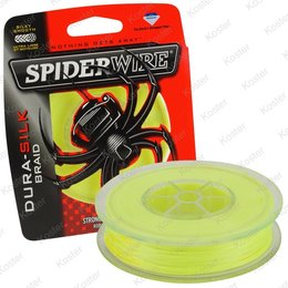Spiderwire Dura Silk Yellow 137 Meter