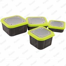 Matrix Matrix Bait Box Solid Grey/Lime