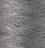 07 Koord elastiek - 1 mm - Zilver