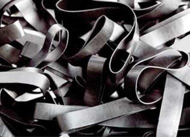 Schwarze Gummibänder – Sonderangebot!