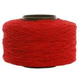 03 Cord elastic band - 1 mm - Red