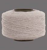 01 cordon couleur - 1 mm - blanc