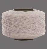 01 cordon élastique - 1 mm - blanc
