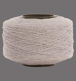 01 Elastikgarne - 1 mm - Weiß