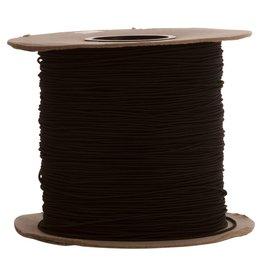 14 Trampoline cord 12 mm black - 95 to 100 meters