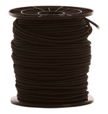 09 Trampoline cord - 8 mm - 95 to 100 meters - black