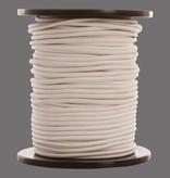 08 Trampoline koord - 6 mm - 95 tot 100 meter - wit