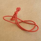 Geknoopt koord elastiek