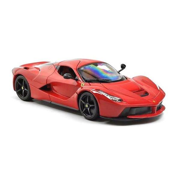 Modelauto Ferrari LaFerrari rood 1:18