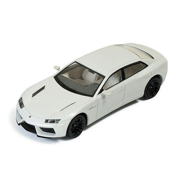 Model car Lamborghini Estoque 2008 white 1:43 | Ixo Models
