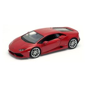 Welly Lamborghini Huracan LP 610-4 rood 1:24