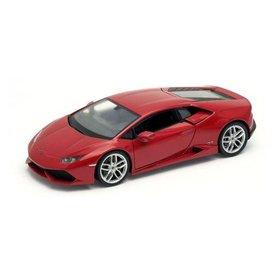 Welly Lamborghini Huracan LP 610-4 rood - Modelauto 1:24