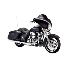 Maisto Harley Davidson Street Glide Special 2015 black - Model motorcycle 1:12