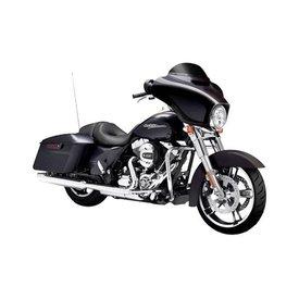 Maisto Harley-Davidson Street Glide Special 2015 zwart - Modelmotor 1:12
