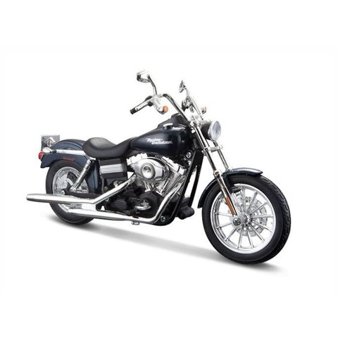Harley Davidson FXDBI Dyna Street Bob 2006 - Modell-Motorrad 1:12