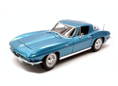 Products tagged with Chevrolet Corvette 1:18