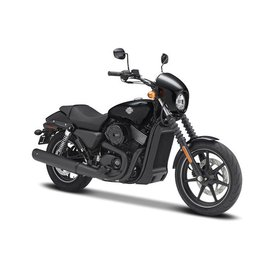 Maisto Harley Davidson Street 750 2015 black - Model motorcycle 1:12