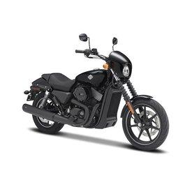 Maisto Harley Davidson Street 750 2015 schwarz - Modell-Motorrad 1:12
