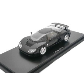 BoS Models Lotec Sirius black - Model car 1:43