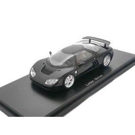 BoS Models (Best of Show) Lotec Sirius zwart - Modelauto 1:43