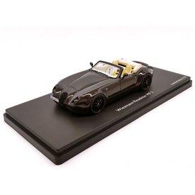 Schuco Wiesmann Roadster MF5 dark brown - Modellauto 1:43