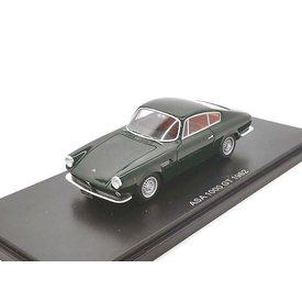 BoS Models ASA 1000 GT 1962 donkergroen - Modelauto 1:43