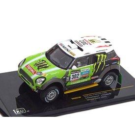 Ixo Models Mini All 4 Racing No. 302 2013 - Model car 1:43