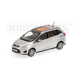 Minichamps Ford Grand C-Max 2010 silber - Modellauto 1:43