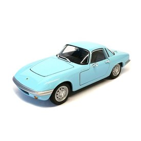 Welly Lotus Elan 1965 bright blue - Model car 1:24