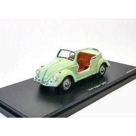 Schuco Volkswagen VW Kever Jolly lichtgroen 1:43
