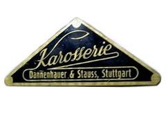 Dannenhauer & Stauss model cars / Dannenhauer & Stauss scale models