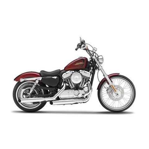 Harley Davidson XL1200V Seventy Two 2012 rot 1:12