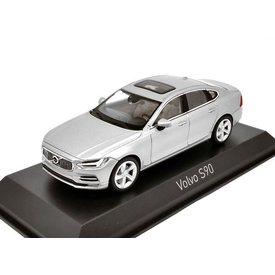 Norev Volvo S90 2016 zilver - Modelauto 1:43