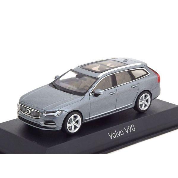 Volvo V90 Kombi Onyx Schwarz Ab 2016 1//43 Norev Modell Auto mit oder ohne indi..