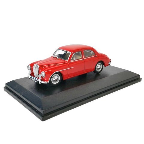 MG Magnette ZA red - Model car 1:43