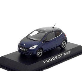 Norev Peugeot 208 - Model car 1:43