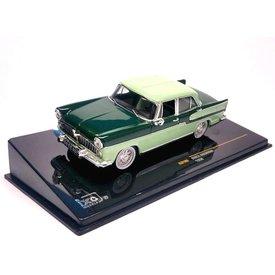Ixo Models Simca Chambord 1958 light green/green - Model car 1:43
