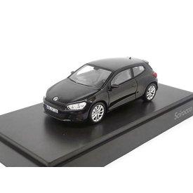 Norev Volkswagen VW Scirocco zwart 1:43